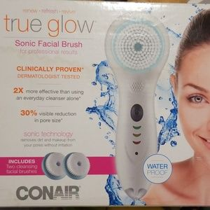Other - NWT. True glow by Conair Sonic Facial Brush.